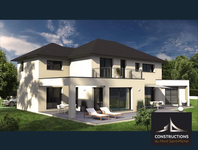 Maisons neuves Granville-Avranches à proximité du Mont Saint Michel ...