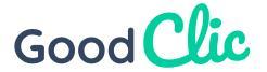 Déposer et diffuser mes annonces vers Good Clic
